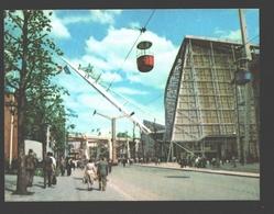 Exposition Universelle / Wereldtentoonstelling Expo 58 - Petit Format 9,9 X 7,4 Cm - Frankrijk / France - Mostre Universali