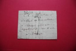 23 EXIDEUIL MP Non Datée - 1801-1848: Precursori XIX