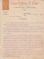 ** CASA EDITRICE S. LAPI.-CITTA DI CASTELLO.-(PG).-** - Italie