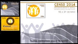ANGOLA 2014 Recensement National De La Population - Angola