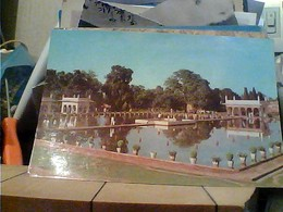 PAKISTAN POSTCARD SHALIMAR GARDENS Lahore   N1975 HA7747 - Pakistan