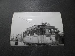 LE MESNIL ESNARD 76 - Tramway De Rouen Au Terminus - Treinen
