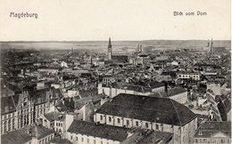 Magdeburg  Blick Vom Dom - Magdeburg