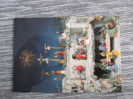 6219 Alemania Deutschland Allemagne Germany Baviera Oberammergau Pfarrkirche St. Peter Und Paul Passionskrippe - Non Classificati