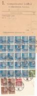 Danmark Paketkarte 1958 - Danemark