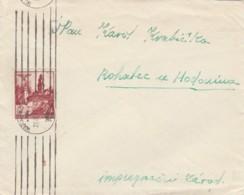 Deutsches Reich General Gouvernement Brief 1941 - Besetzungen 1938-45