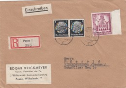 Deutsches Reich R Brief 1940 - Deutschland