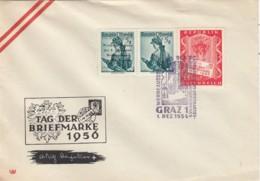 Österreich Brief 1956 - 1945-.... 2nd Republic
