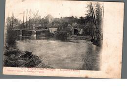 Cpa 24 Tourtoirac Dordogne Le Pont De L'Abbaye  Déstockage à Saisir - France
