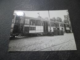 ROUEN 76 - Tramway De Rouen Au Dépôt - Treinen