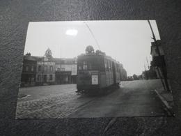 MAROMME 76 - Tramway De Rouen Au Rond Point De La Gare - Treinen