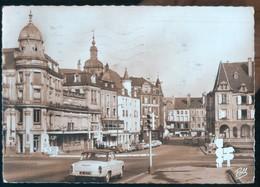THIONVILLE - 1964 - LA RUE DU PONT - AUTOMOBILE - Thionville