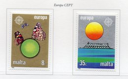 Malta - 1986 - Europa CEPT - 2 Valori - Nuovi - Vedi Foto - (FDC14121) - Malta