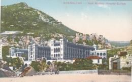 GIBRALTER - NEW MIITARY HEADQUARTERS -EUROPA - Gibraltar