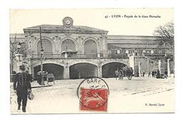 69 Lyon Gare De Perrache 1907 - Autres