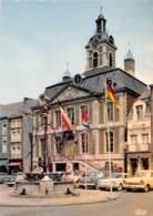 CPM - HUY-SUR-MEUSE - L'Hôtel De Ville Et Le Bassinia - Huy
