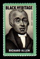 USA, 2016 Scott #5056, Celebrating Richard Allen, Black Heritage Series,  Forever Single, MNH, VF - Unused Stamps