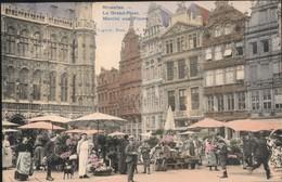 Bruxelles : Marché Aux Fleurs (Grand' Place) - Monumenten, Gebouwen