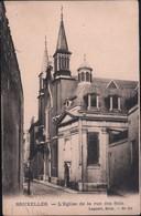 Bruxelles :  L'Eglise De La Rue Des Sols - Bauwerke, Gebäude