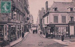 France 14, Trouville, La Rue De La Mer (274) - Trouville