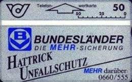 CONTROLS : 27 2 27 50 Hattrick 2 106B USED (Printed:100000) - Austria