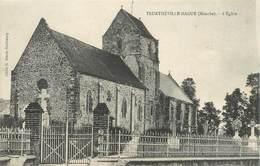 """CPA FRANCE 50 """"Teurthéville Hague"""" - Autres Communes"""