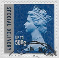 GB Machin 2016 SecUrity Special Delivery Up To 500g M16L Good/fine Used [39/31918/ND] - 1952-.... (Elizabeth II)