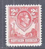 NORTHERN  RHODESIA  31  ** - Northern Rhodesia (...-1963)