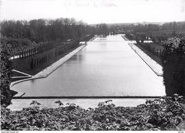 Photo Cpsm Cpm 92 Grand Canal De Sceaux - Sceaux