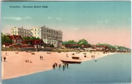 61ki 1645 ARCACHON - NOUVEAU GRAND HOTEL - Arcachon