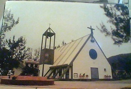 CHINACINE  MACAU MACAO Our Lady's VILLAGE COLOANE VB1989 Rossa HA7751 - Cina