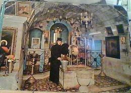 ISRAEL  Nablus - Jacob's Well - La Fontana Di Giacobbe - Le Puit De Jacob N1975 HA7752 - Israele