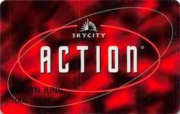 SkyCity Casino - New Zealand - Slot Card - Need A Helping Hand - Bottom Line .....[FSC].....- - Casino Cards