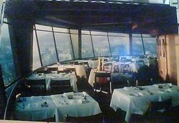 HONG KONG China : Juno Revolving Restaurant 300 Feet Above Kowloon N1975 HA7754 - Cina (Hong Kong)