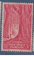 A E F           N° YVERT   218  NEUF SANS CHARNIERES     ( Nsch 01/14 ) - A.E.F. (1936-1958)