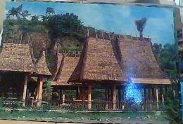 TAILAND MANADO HOUSE TRADIDIONAL NORD SULAWESI N1975 HA7757 - Tailandia