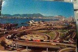 HONG KONG . HARBOUR TUNNEL . HONG KONG TO KOWLOON VB1981 HA7759 - Cina (Hong Kong)