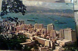 HONG KONG . VIEW TO KOWLOON NAVI SHIPS VB1970 HA7760 - Cina (Hong Kong)