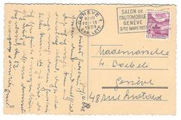 13676 - SALON AUTO GENEVE 39 - Expositions Universelles