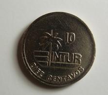 Cuba 10 Centavos 1989 Varnished - Cuba