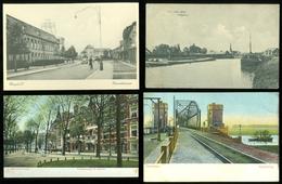 Lot Van 60 Postkaarten Van Nederland  Holland  -  60 Scans - Cartes Postales