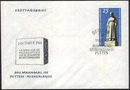 DDR 1965 Mi-Nr. 1141 FDC - DDR