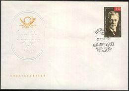 DDR 1965 Mi-Nr. 1089 FDC - FDC: Briefe