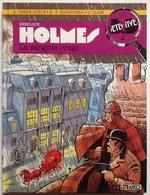 No PAYPAL !! : Conan Doyle Duchateau Clair Sherlock Holmes 1 Sangsue Rouge , Lefrancq Bdétectives 4 Éo 1993 Album BD Top - Editions Originales (langue Française)