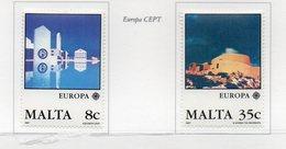 Malta - 1987 - Europa CEPT - 2 Valori - Nuovi - Vedi Foto - (FDC14127) - Malta