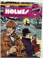 No PAYPAL !! : Conan Doyle Duchateau Stibane Sherlock Holmes 2 Chien Des Baskerville Lefrancq Bdétectives 16 Éo 1993 BD - Editions Originales (langue Française)