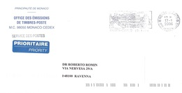 MONTE CARLO FESTIVAL INTERNATIONAL DU CIRQUE - Machine Stamps (ATM)