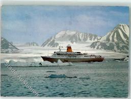 39273831 - MS Sagafjord MS Vistafjord Passagier- Und Kreuzfahrtschiff Norwegian American Cruises - Dampfer