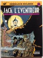 No PAYPAL !! Conan Doyle Duchateau Stibane Sherlock Holmes 4 Jack L'éventreur Bdétectives Masque 29 Éo Lefrancq 1994 BD - Editions Originales (langue Française)