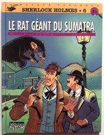 No PAYPAL !! Conan Doyle Duchateau Di Sano Sherlock Holmes 6 Rat Géant Sumatra Bdétectives Masque 31 Éo Lefrancq 1995 BD - Editions Originales (langue Française)